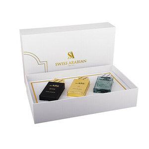 SWISS ARABIAN 3PCS Shaghaf EDP For Women + Shaghaf Old EDP Unisex + Shaghaf