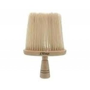 KSF Nekkwast Hout Wit Haar