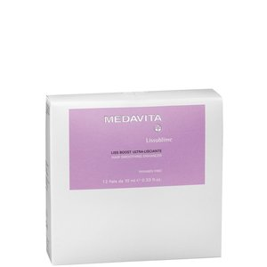 Medavita Liss Boost Ultra Lisciante, 12 x 10ml Vial