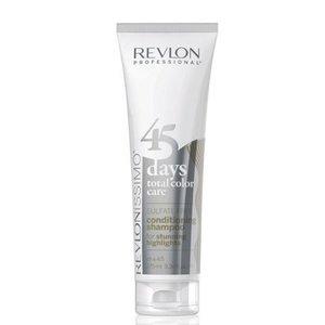 Revlon 45 Days Shampoo Stunning Highlights