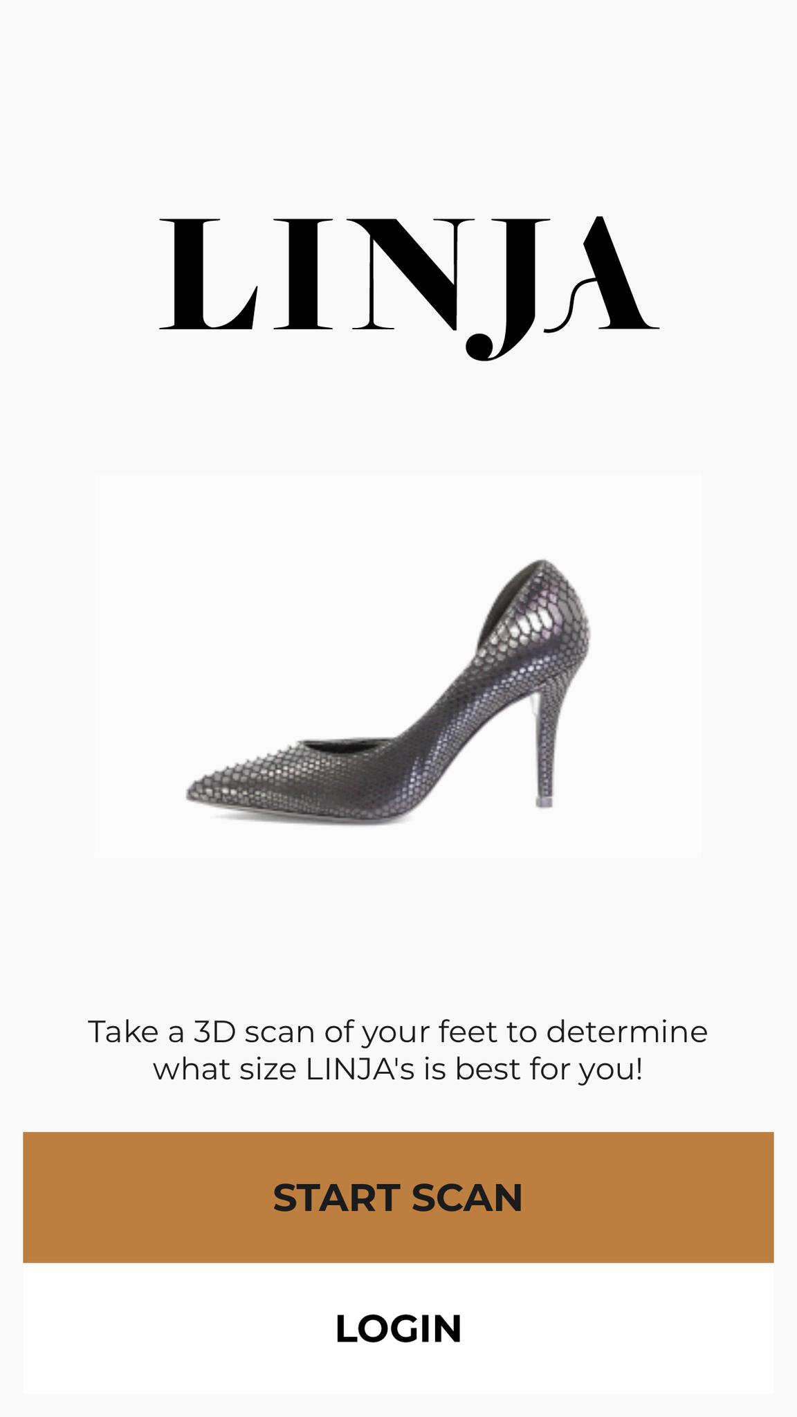 3D scan app - step 1