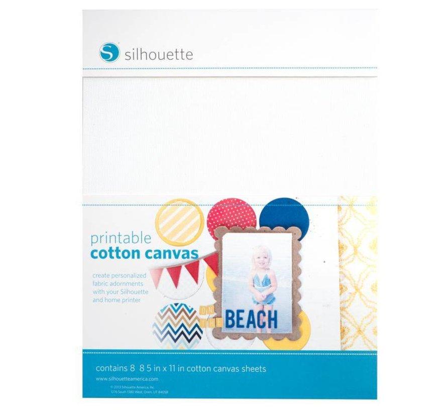 Printable Cotton Canvas