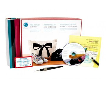 Silhouette Starter Kit Heat Transfer
