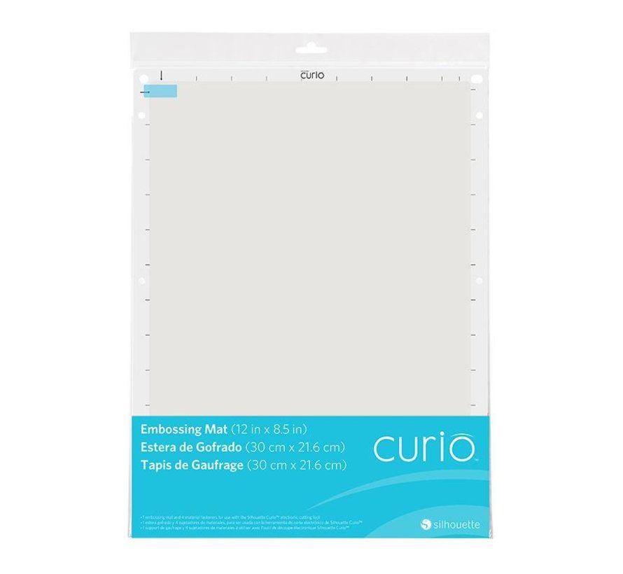 Curio Embossing Mat (21.5cm x 30.4cm)