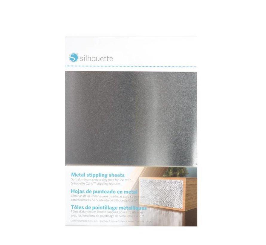Metal Stippling Sheets