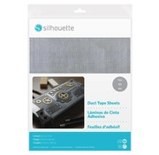 Silhouette Duct Tape Sheets : Grey