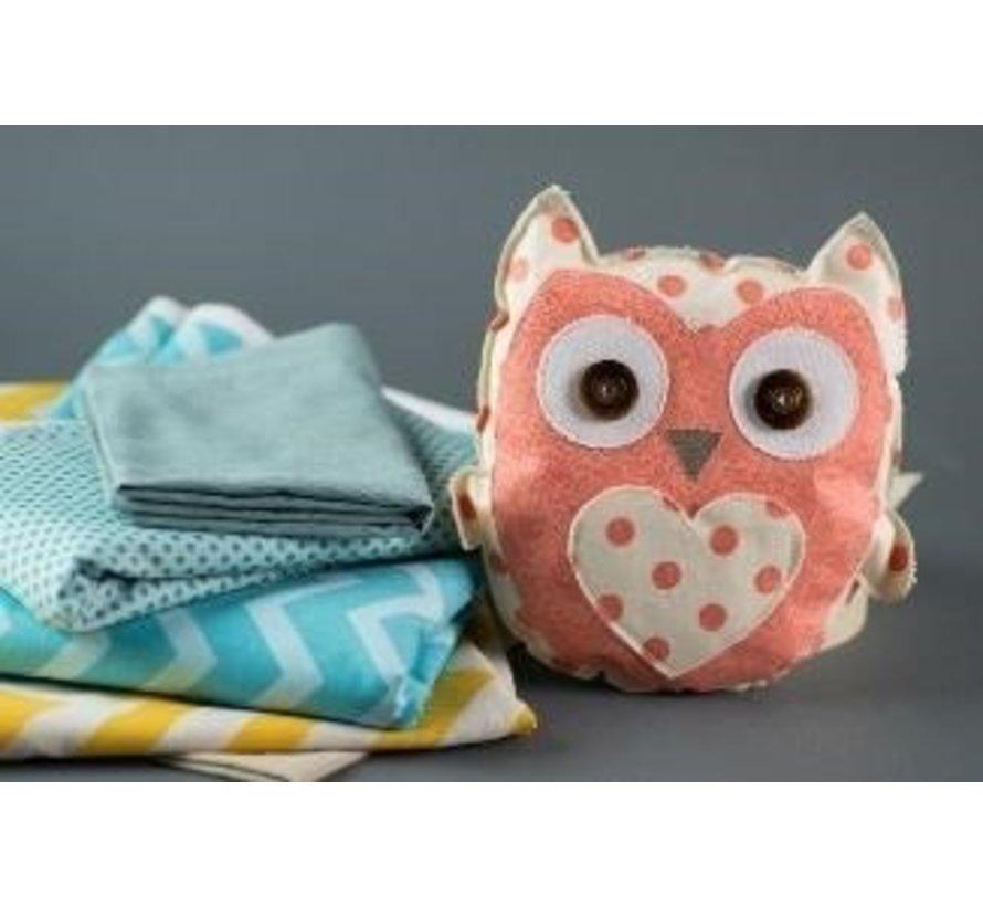Wash-away Fabric Stabilizer
