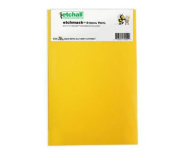 "etchall® Etchall Etchmask vinyl 12"""