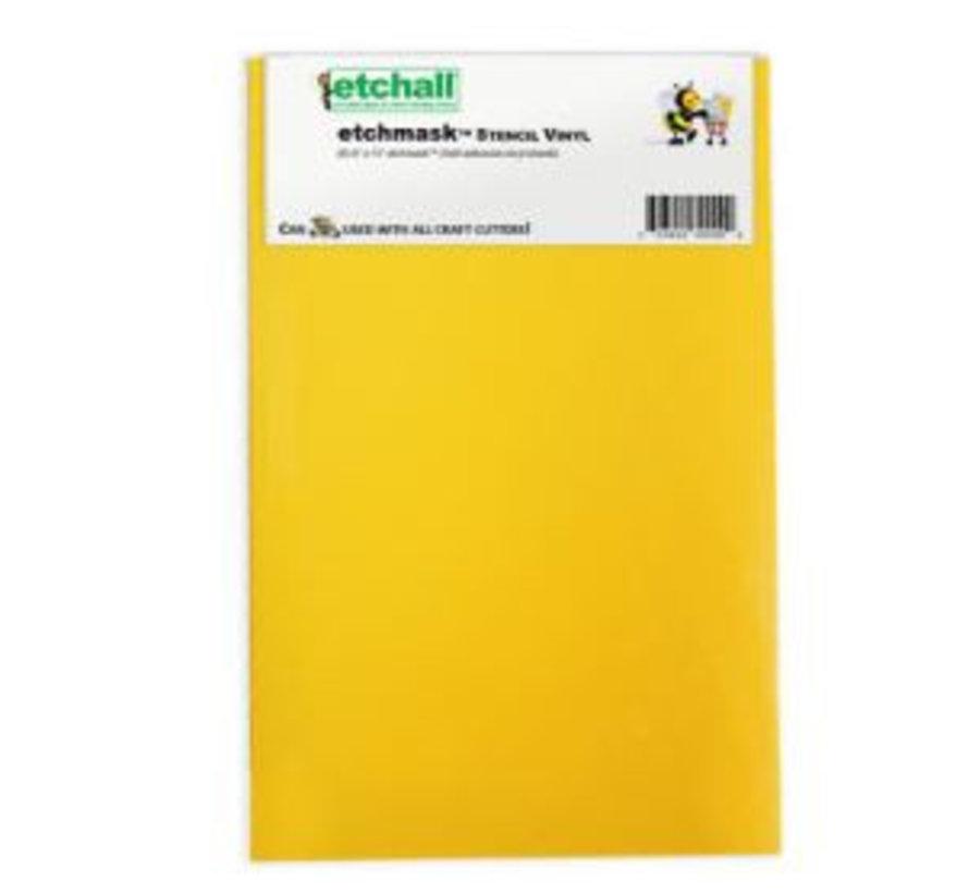 """Etchall Etchmask vinyl 12"""""""