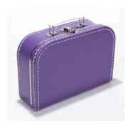 Koffer - 25 cm - Paars
