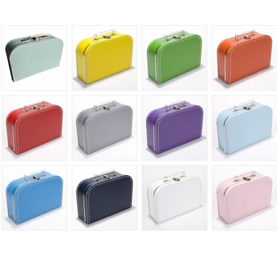 Koffer - 25 cm - Babyroze