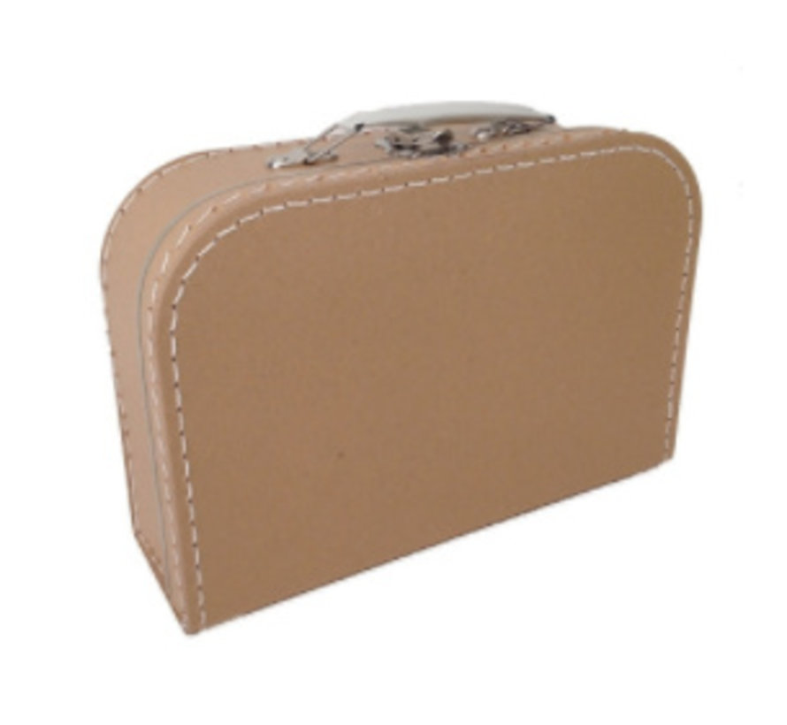 Koffer - 25 cm - Kraft