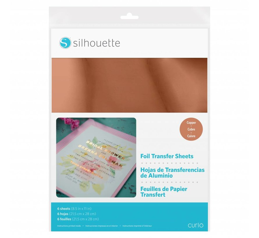 Foil Transfer Sheets