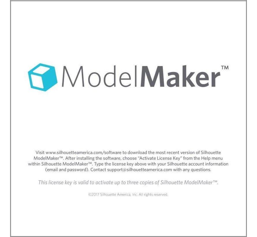 Silhouette Model Maker (downloadcode)