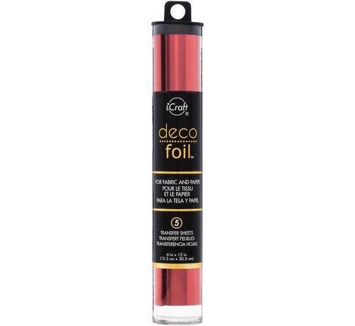 Deco Foil Deco Foil Red