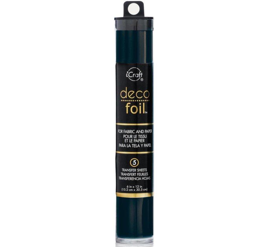 Deco Foil Black