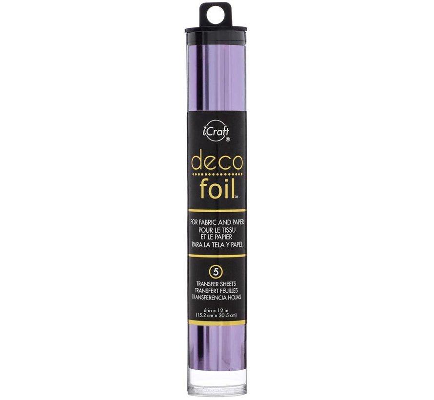 Deco Foil Lilac