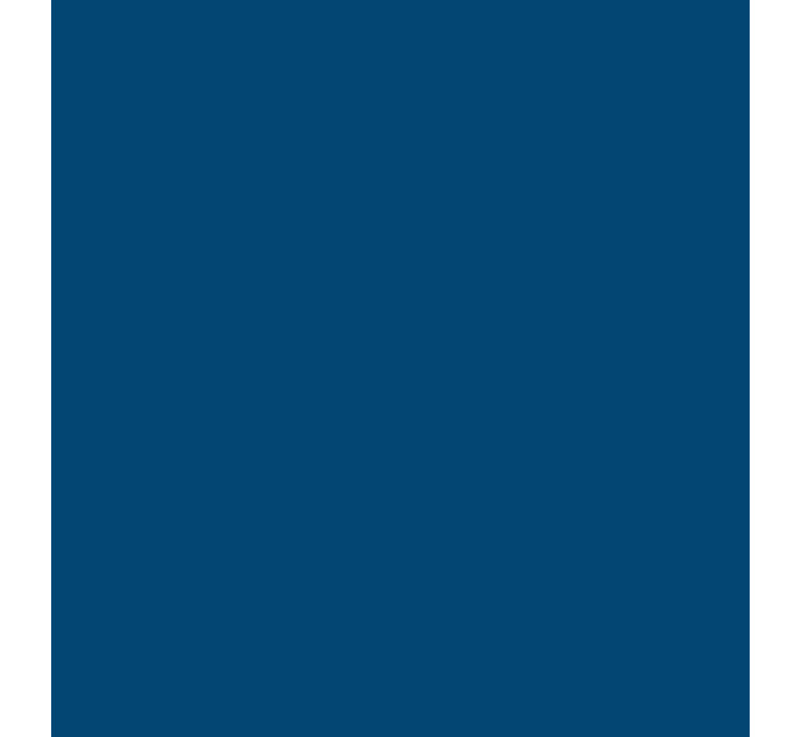 Nylon Flexfolie Blauw