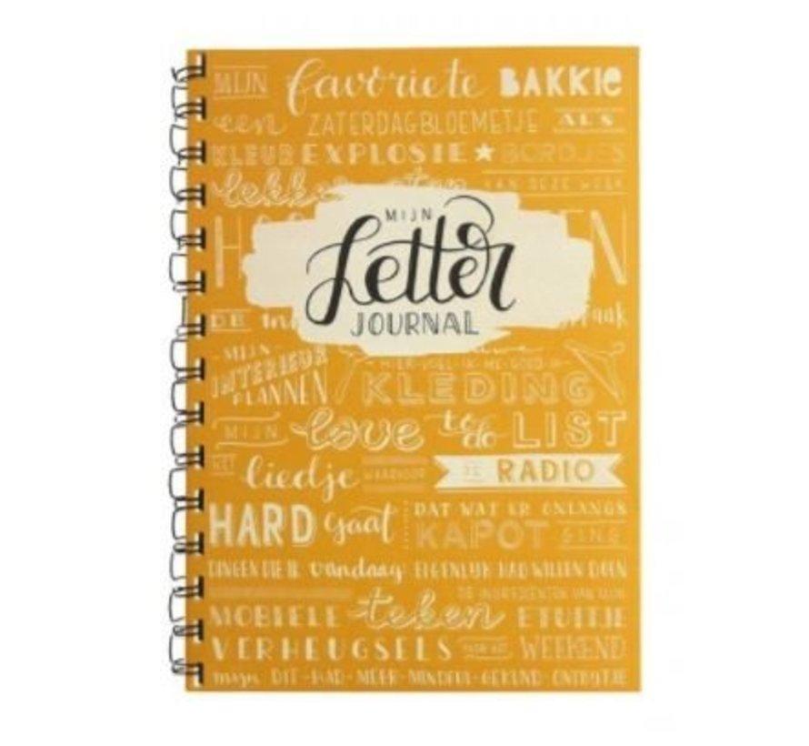 Mijn Letter Journal
