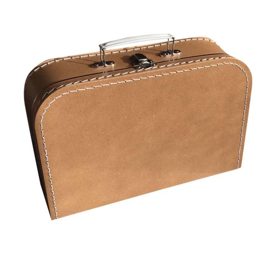 Koffer - 35 cm- Kraft