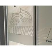 Ritrama Frost Air Folie (61cm x 30) Silver Airflow