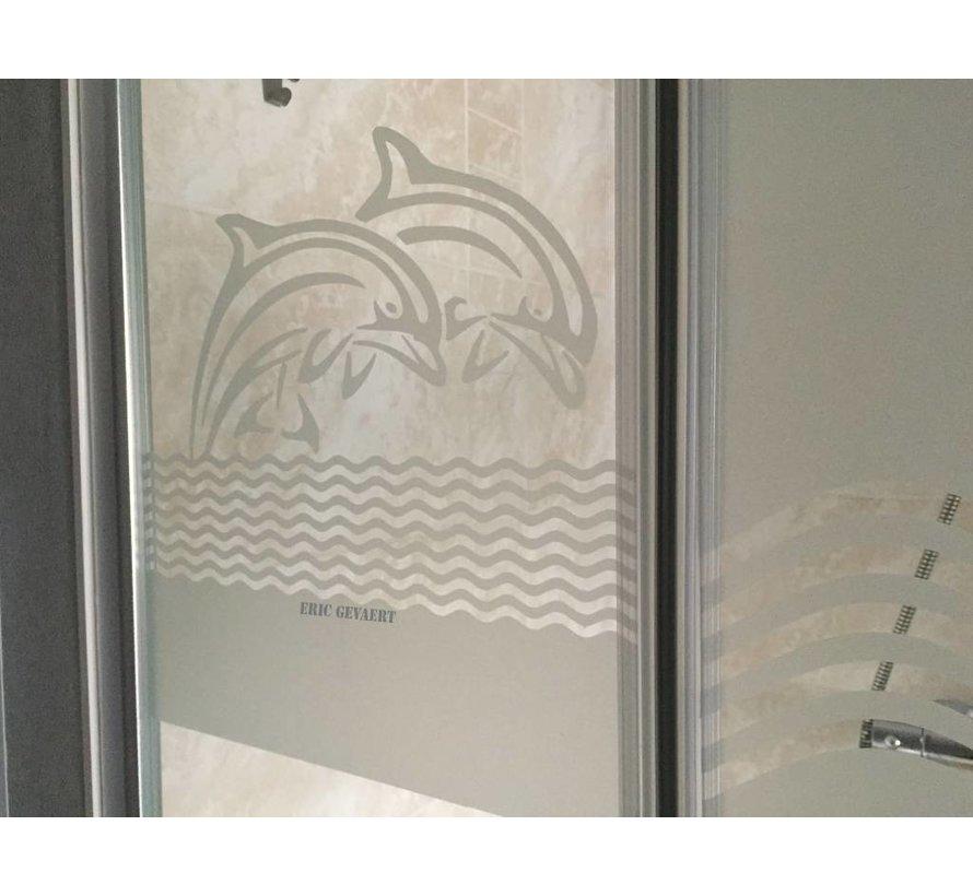 Frost Air Folie (61cm x 30) Silver Airflow