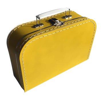 Koffer - 25 cm - Oker