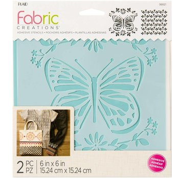 Fabric Creations Fabric Creations Adhesive Stencil - Groot
