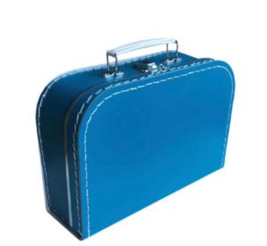 Koffer - 25 cm - Petrol