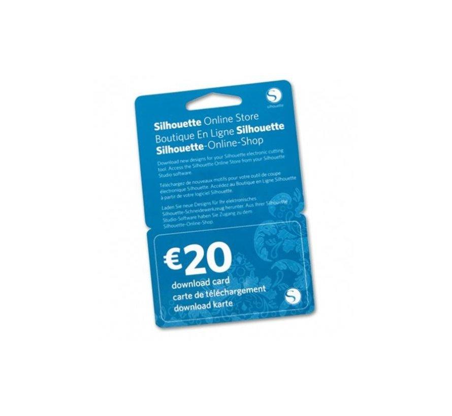 Download Code 20 €