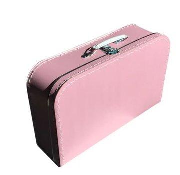 Koffer - 35 cm - felroze
