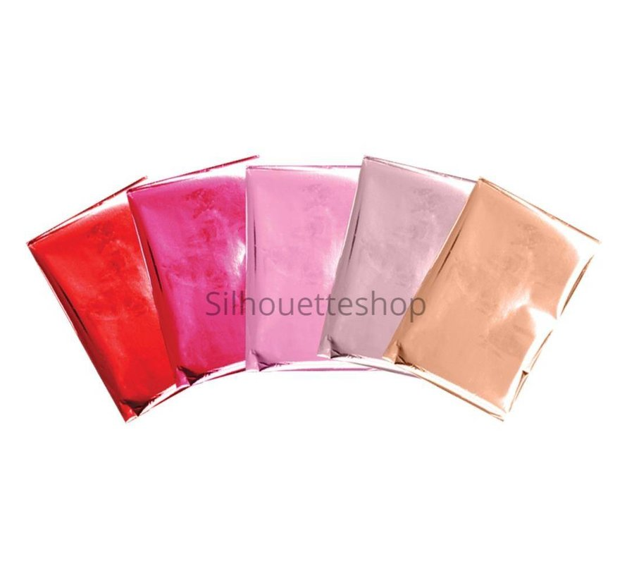 Foil Quill Foil Sheets Flamingo