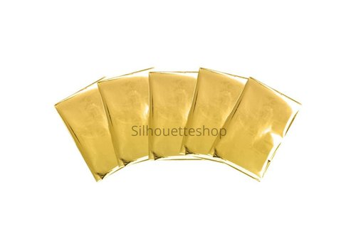 We R Memorykeepers Foil Quill Foil Sheets Gold Finch PRE ORDER