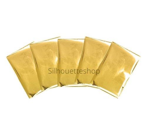 We R Memorykeepers Foil Quill Foil Sheets Gold Finch