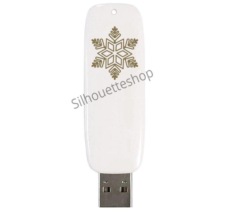 Foil Quill USB Artwork Drive
