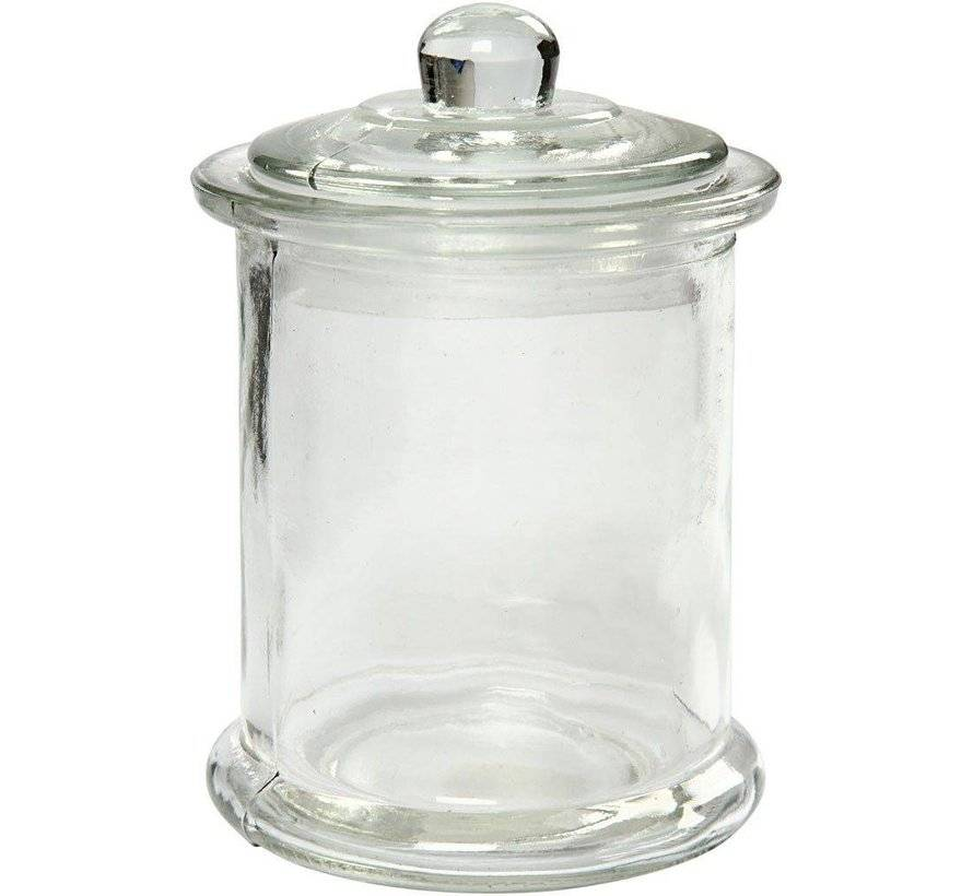 Glazen blanco artikelen