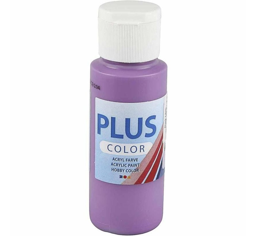 Plus Color Acrylverf - Dark Lilac