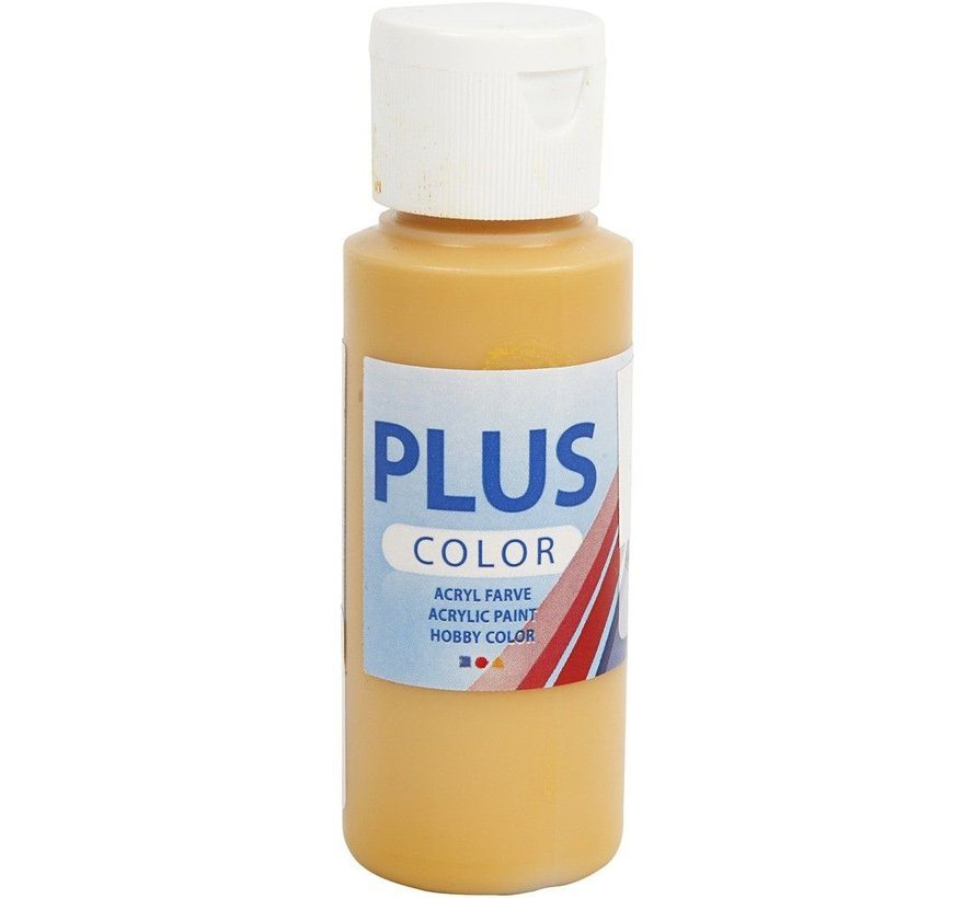 Plus Color Acrylverf -Yellow ochre