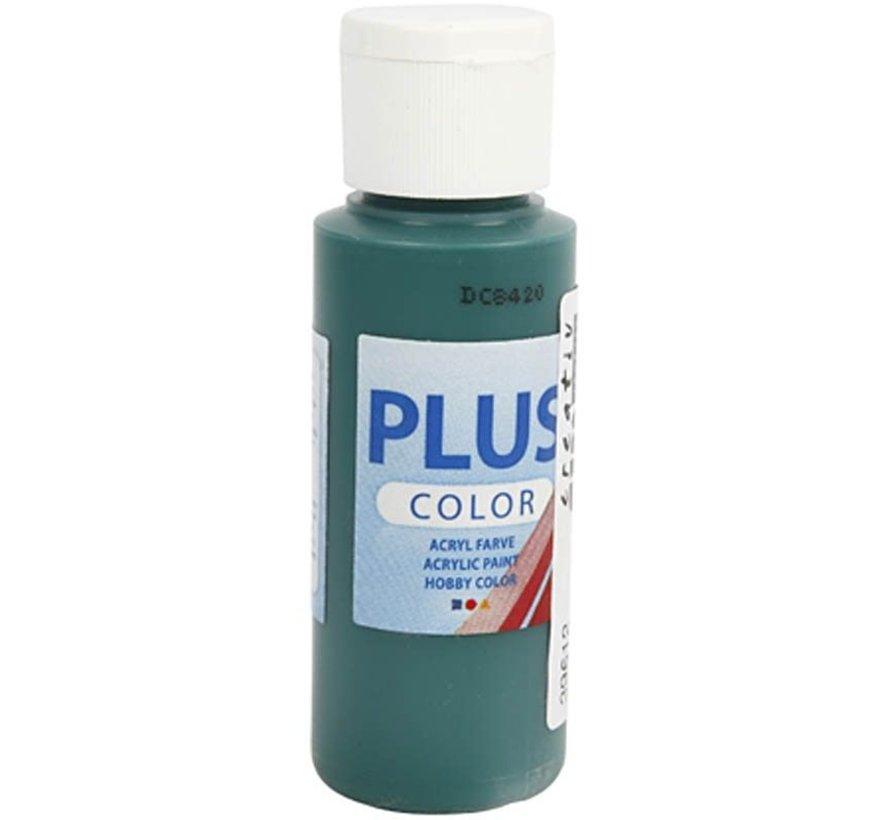 Plus Color Acrylverf - Dark Green