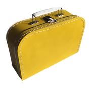 Koffer - 35 cm - Okergeel