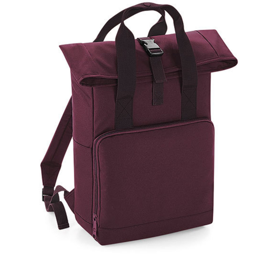 Twin Handle Roll-Top Backpack