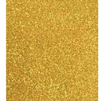 Siser Flexfolie Sparkle Golden Star