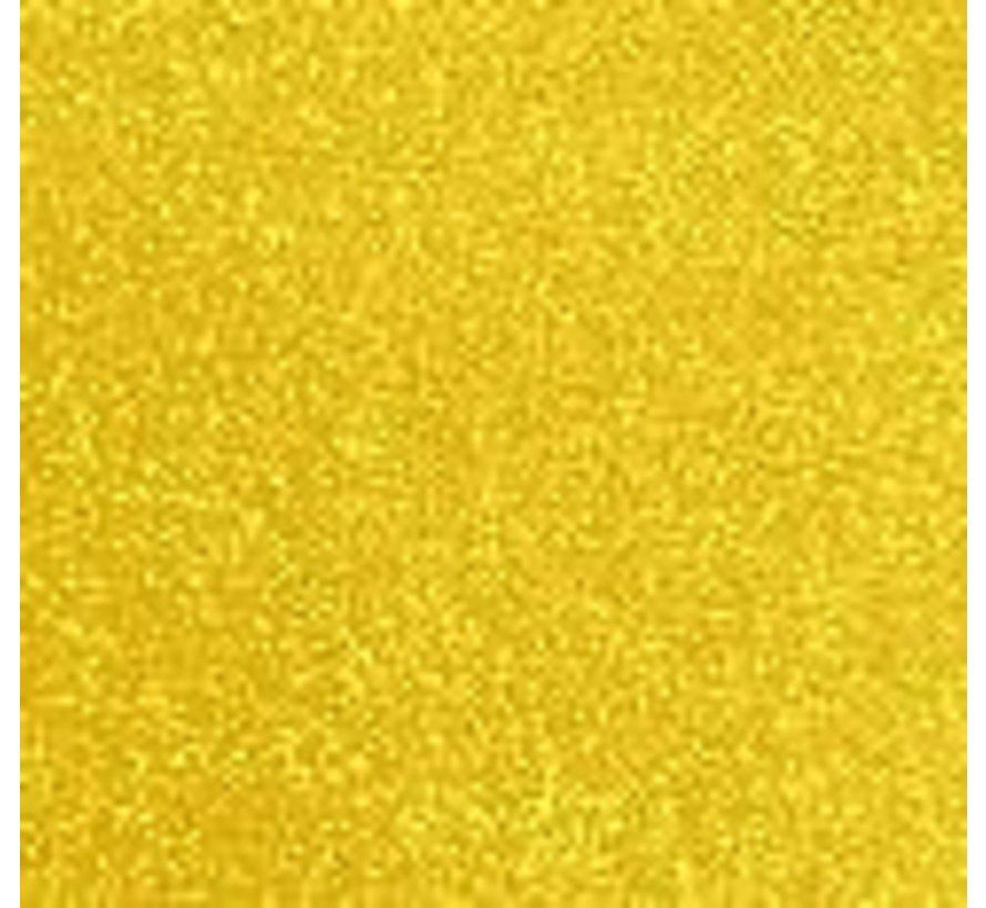 Flexfolie Sparkle Buttercup Yellow