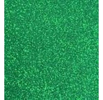 Siser Flexfolie Sparkle  Green Leaf