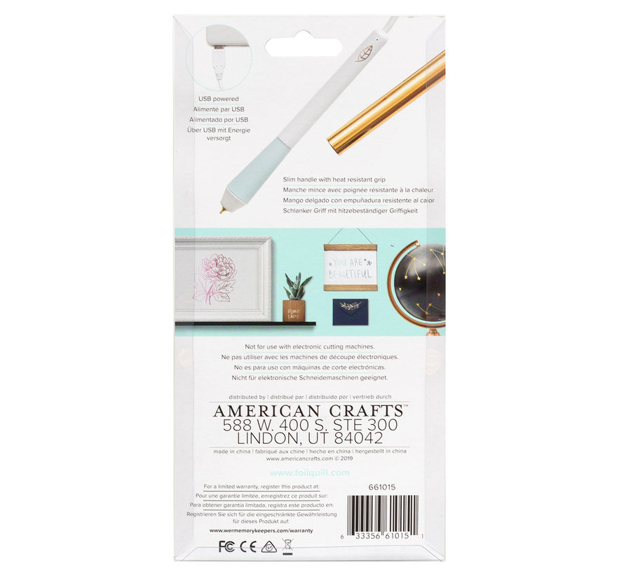 Foil Quill Freestyle Pen - Stylus (Standard) tip