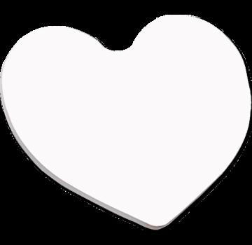 Unisub Magneet - Hartvormig