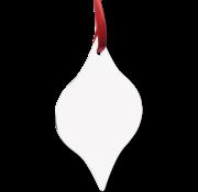 Unisub Taps Toelopend Ornament