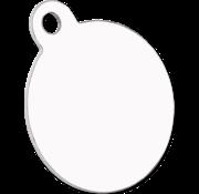 Unisub Huisdier naamplaatje - Rond