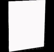 Fotopaneel (exterieur) Glanzend Wit