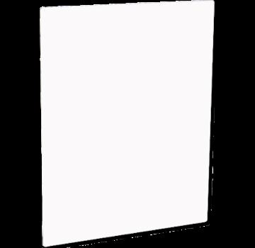 ChromaLuxe Fotopaneel (exterieur) Glanzend Wit